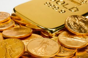 gold bar coins