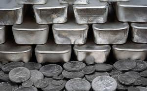 silver coins & bars