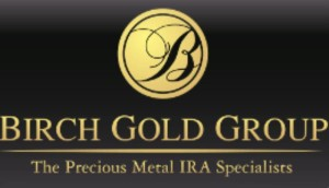 birch gold logo