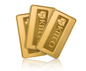 kitco gold bars
